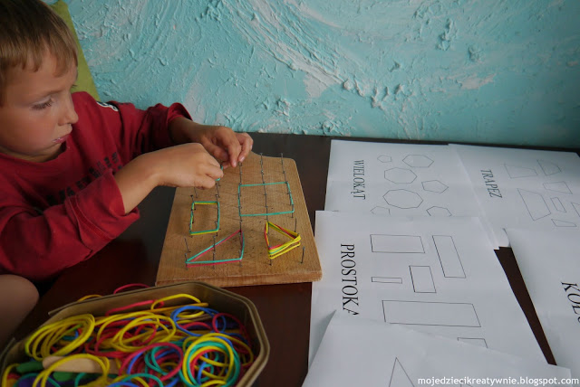 nauka figur dla dzieci