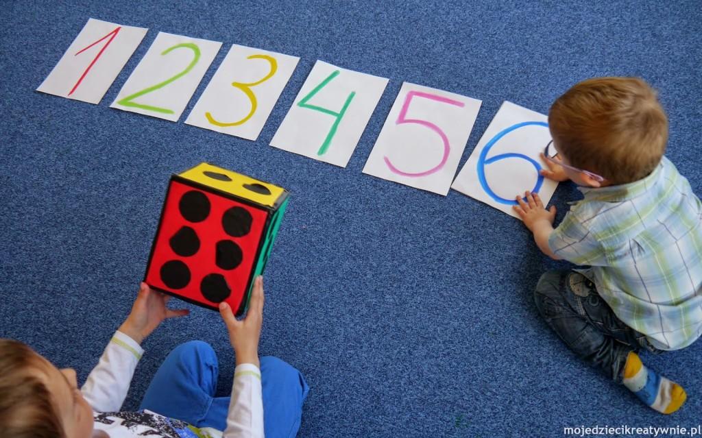 nauka liczenia dla malych dzieci