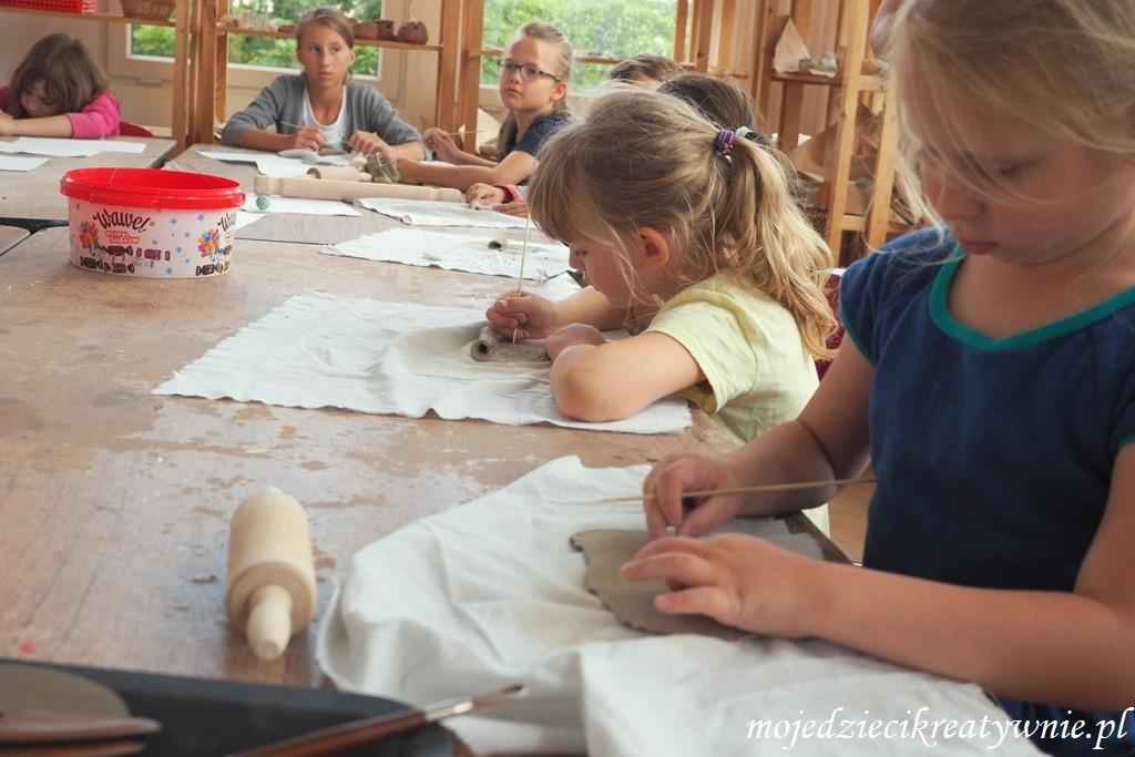 warsztaty ceramiczne dla dzieci