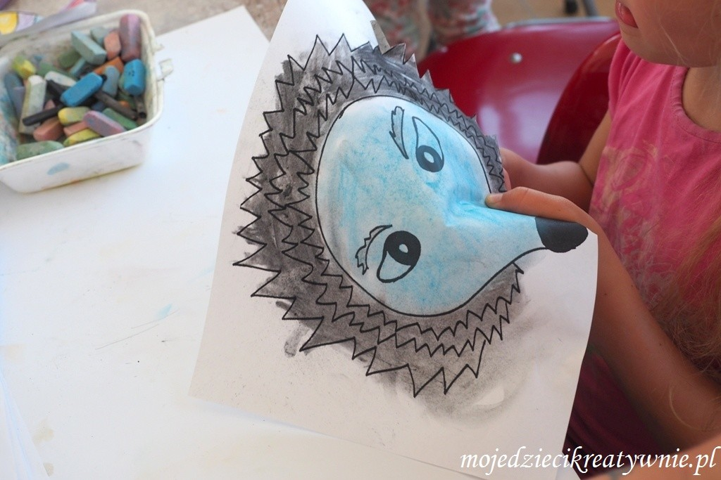 maska jeza