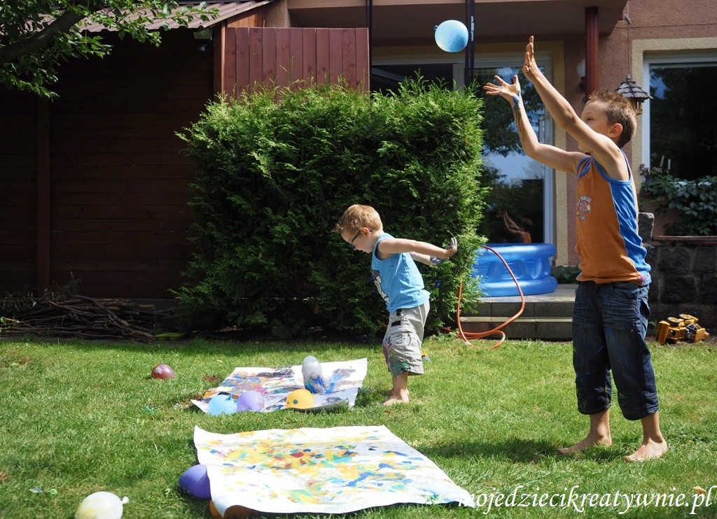 zabawy na lato