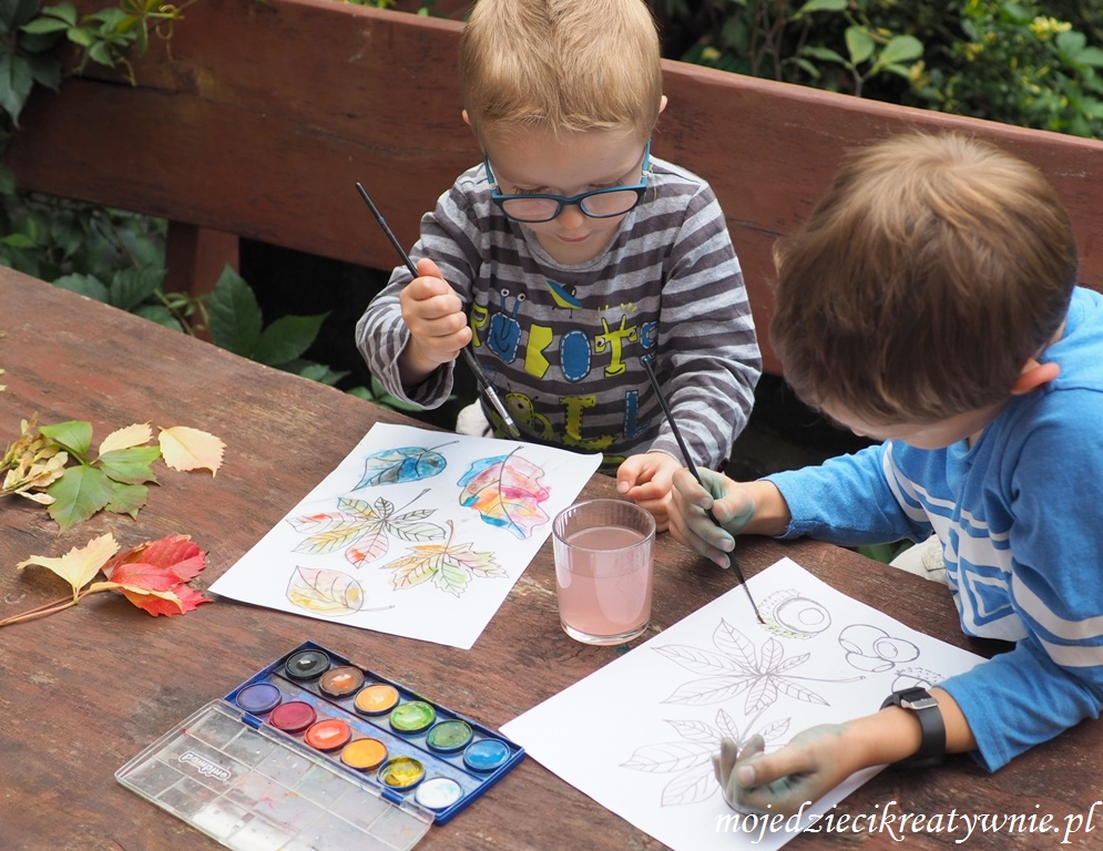 pomysly na prace plastyczne dla dzieci