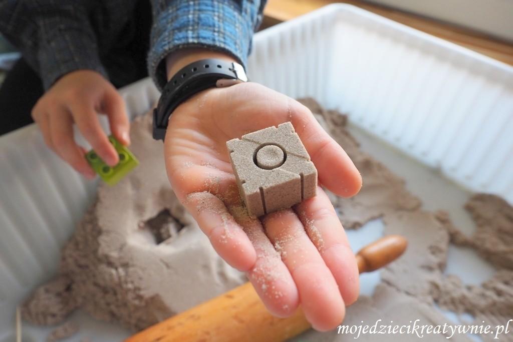 jaki piasek dla dziecka