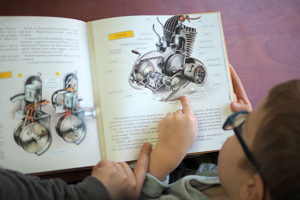 jak zbudowac motocykl
