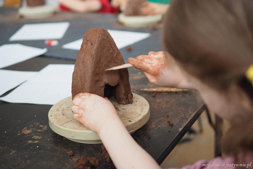 ceramika dla dzieci warsztaty
