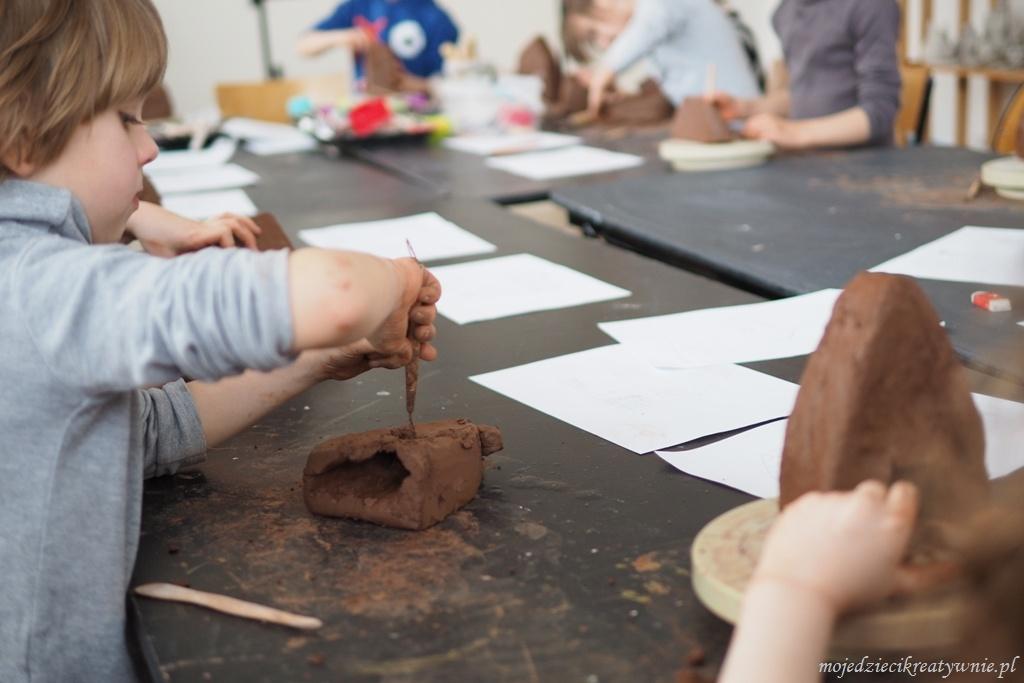 zajecia plastyczne dla dzieci gdansk