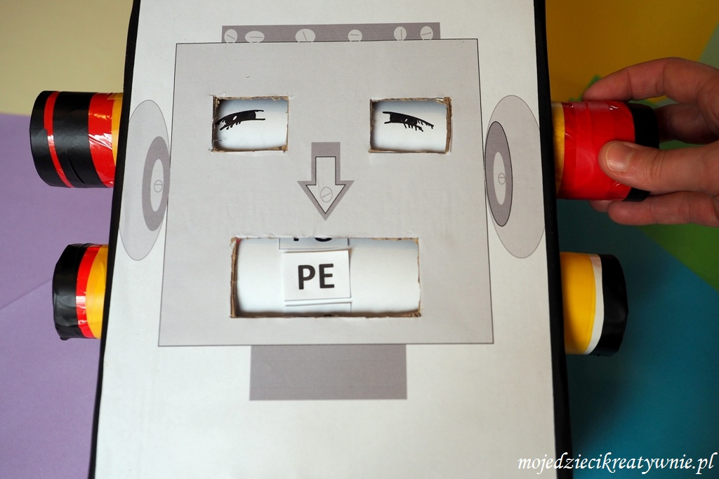 edukacyjny robot