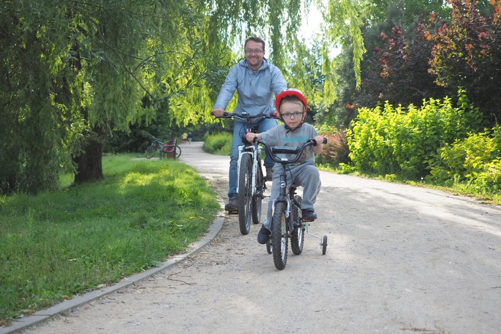 Rodzinne trasy rowerowe w Polsce