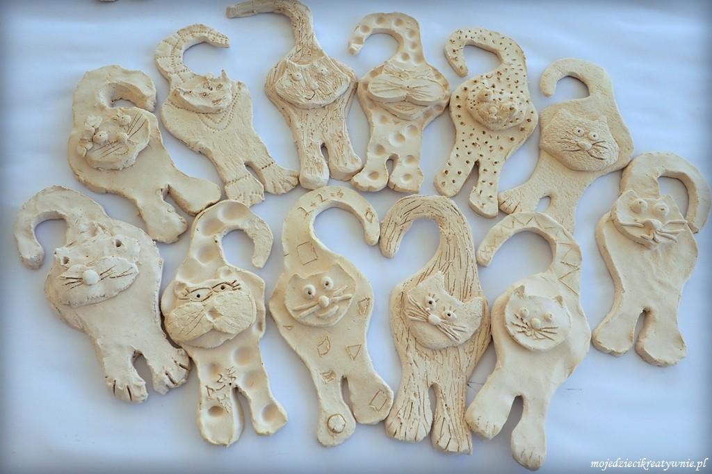 koty z masy solnej