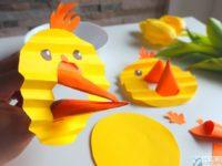 kurczak z papieru