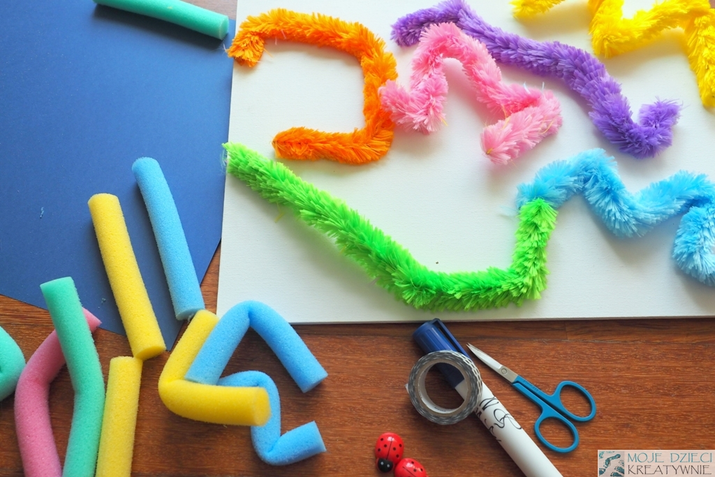 prace plastyczne przedszkole