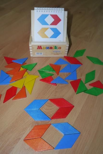 mozaika dla dzieci