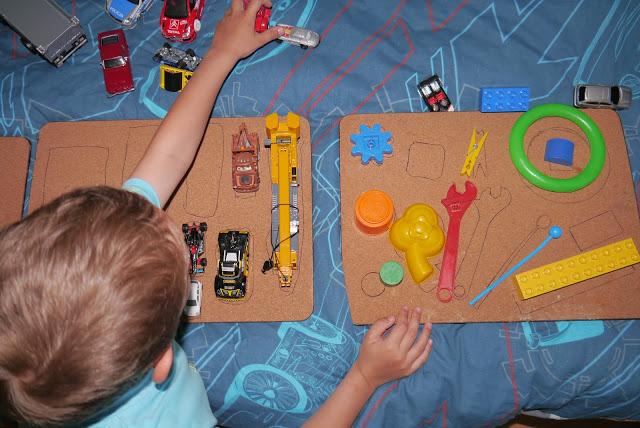 zabawy logiczne dla dzieci kreatywne w domu przedszkolu