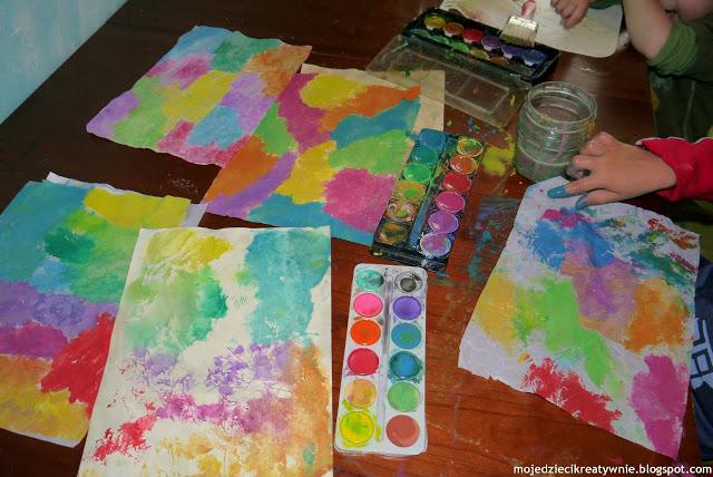 Prace Plastyczne Ponad 50 Inspiracji Moje Dzieci Kreatywnie