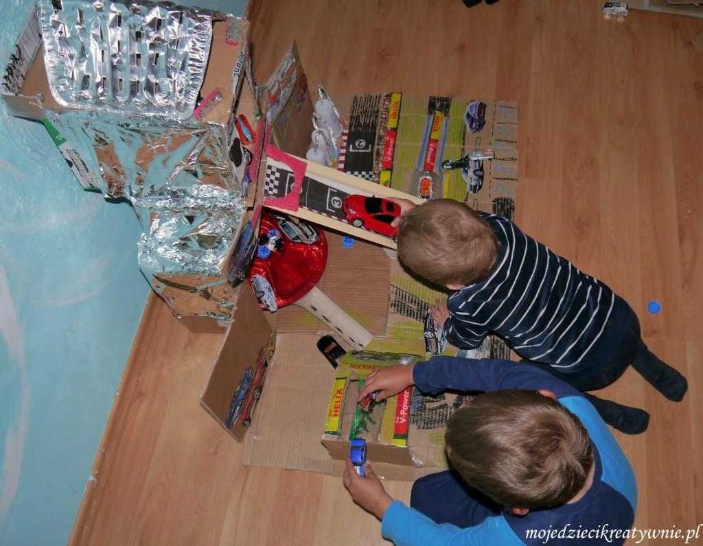 kreatywne zabawy dla 4 latka