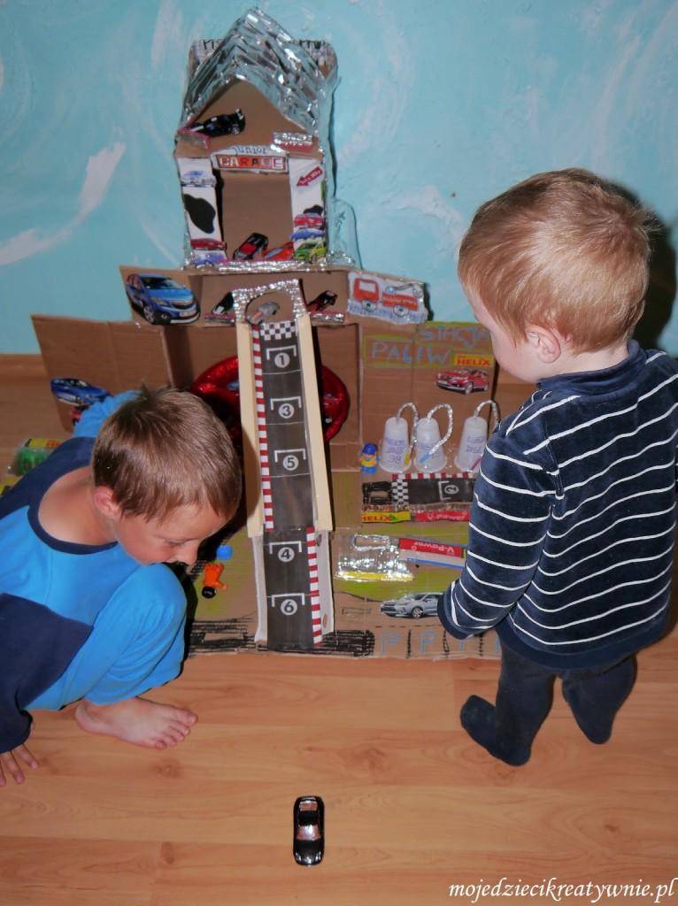 zabawki z kartonu diy