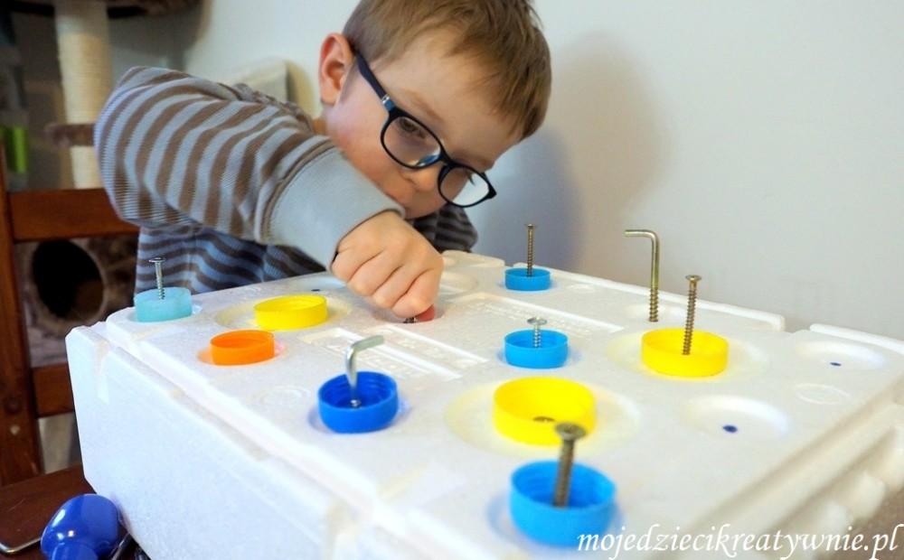 zabawy dla przedszkolaków