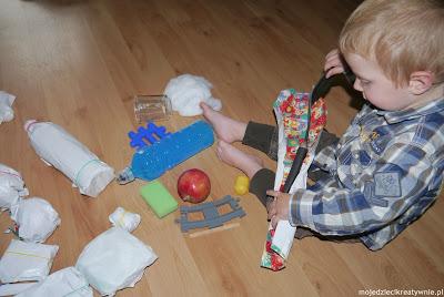 zabawy dla malych dzieci