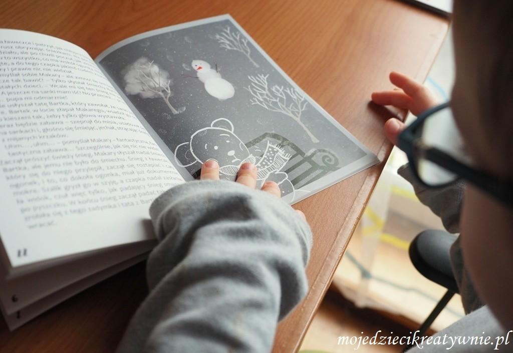 miś makary ksiazki dla dzieci