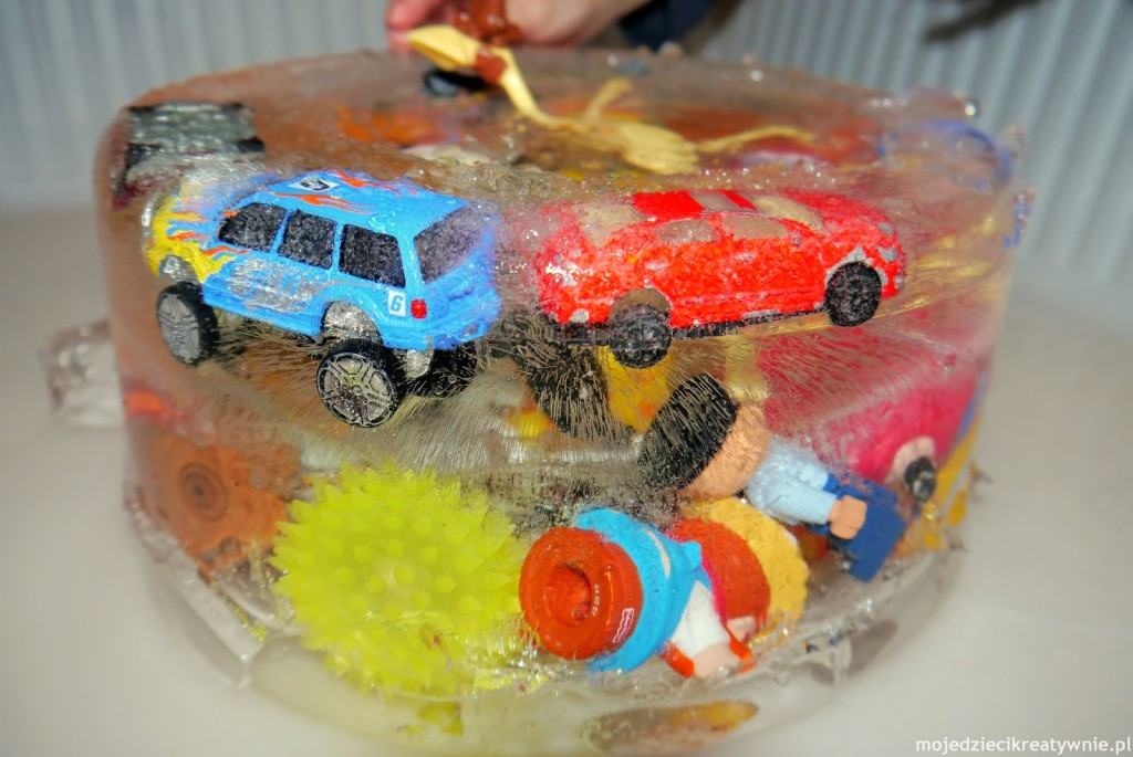 zimowe zabawy dla dzieci w domu kreatywnie edukacja przedszkolu dwulatka trzylatka