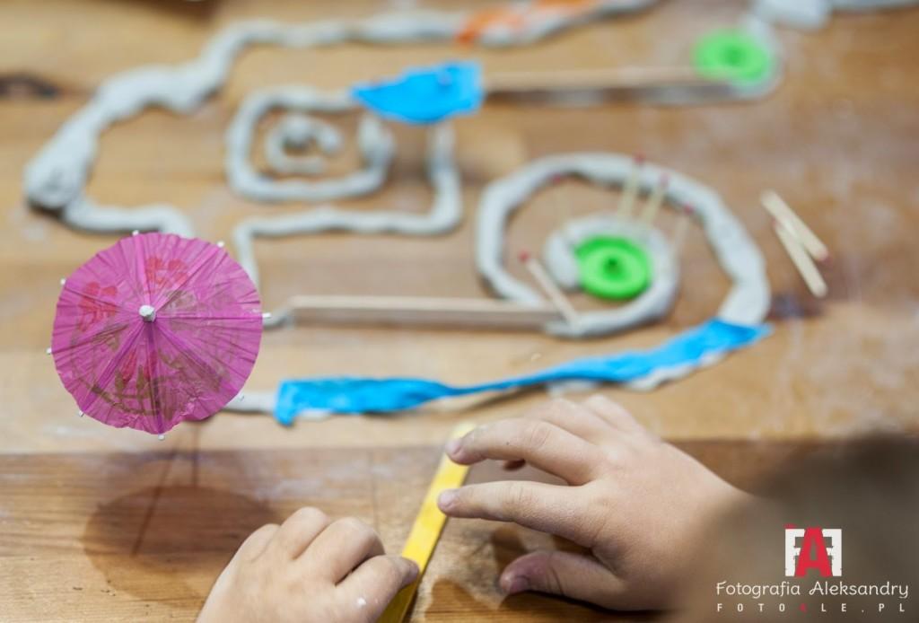 kreatywne zabawy warsztaty dla dzieci