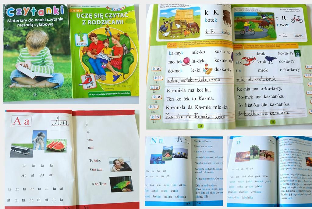 Jak Nauczyć Dziecko Czytać Moje Dzieci Kreatywnie