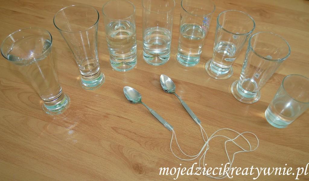grajace szklanki