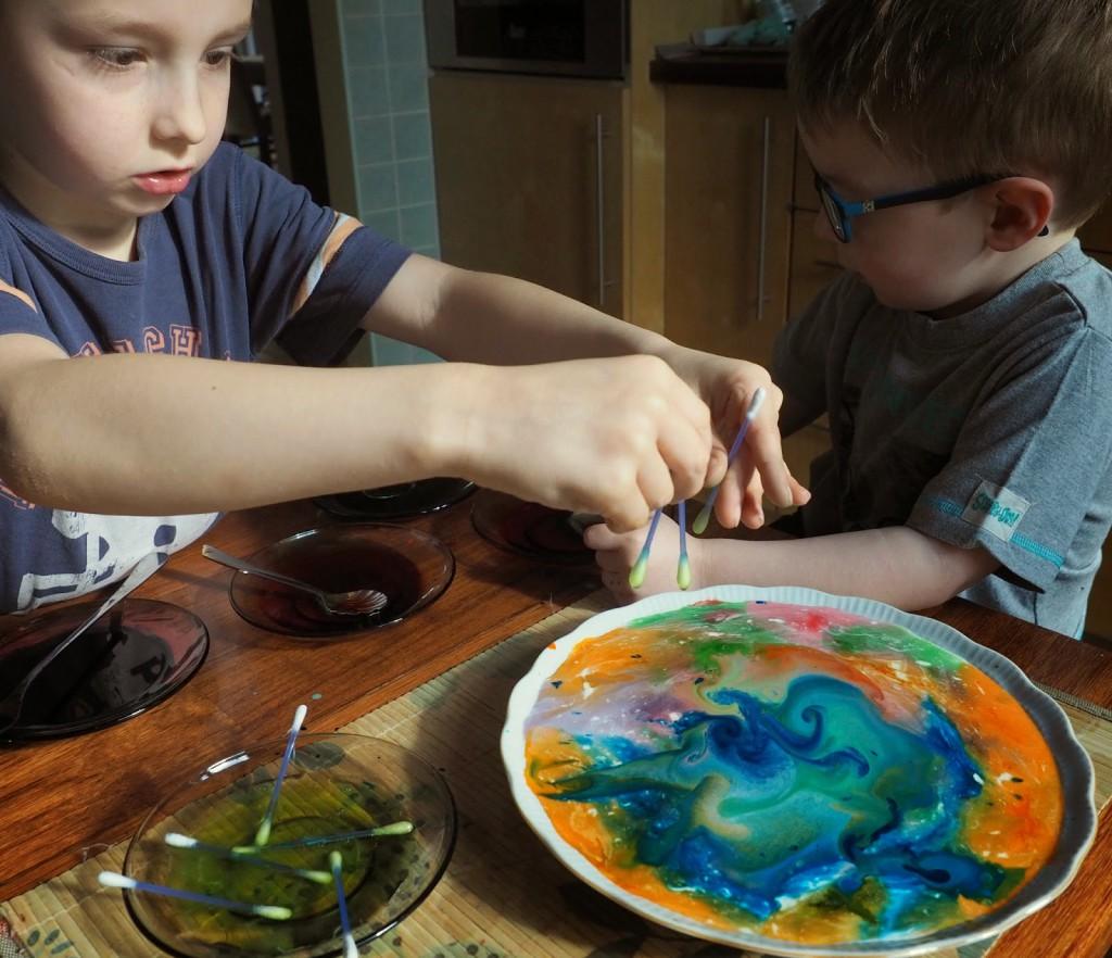 eksperymenty dla przedszkolakow
