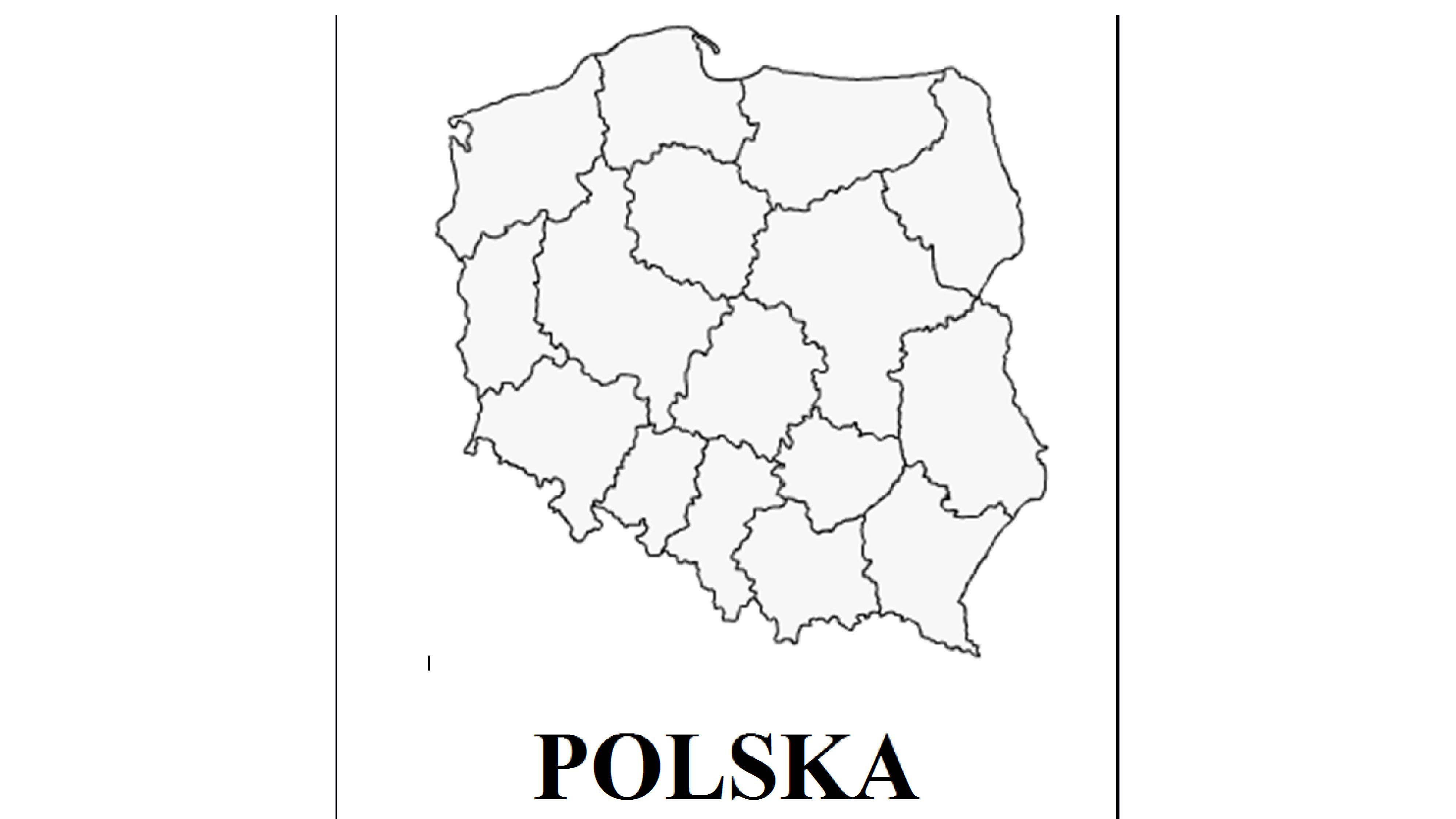polska kolorowanka do druku