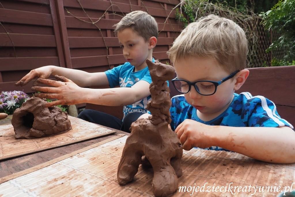 ceramika zajecia dla dzieci