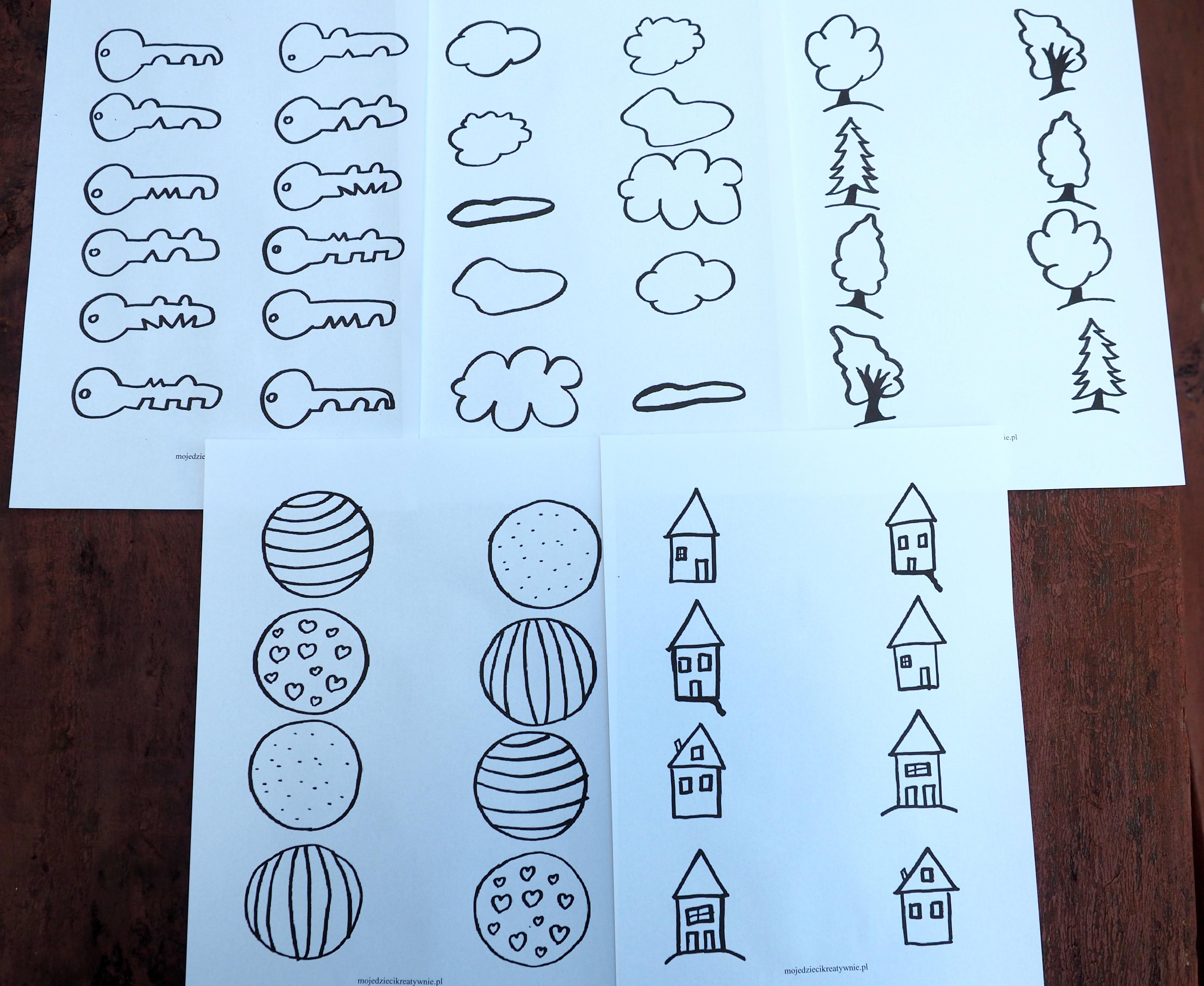 Archiwa Grafomotoryka Strona 7 Z 10 Moje Dzieci Kreatywnie