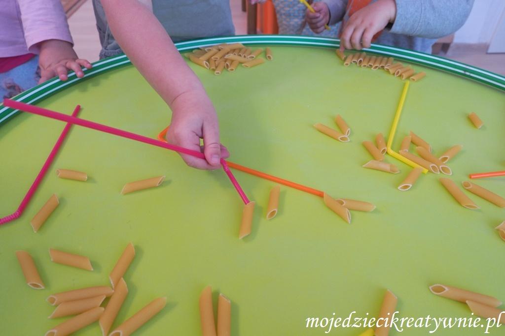 Zabawa dla dzieci łowienie rybek - Moje Dzieci Kreatywnie