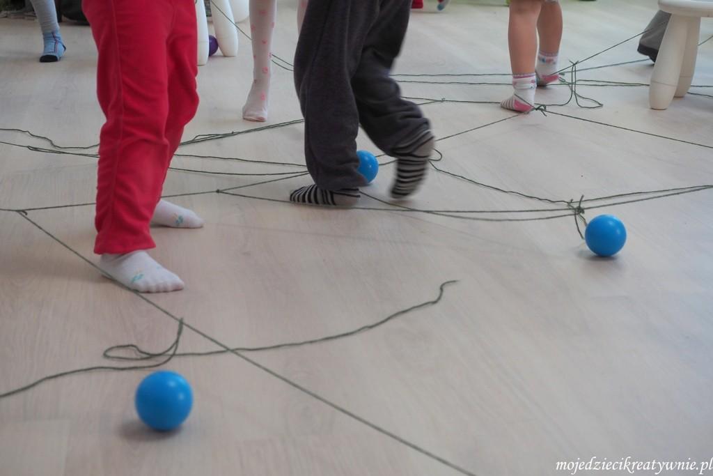 zabawy sportowe dla dzieci