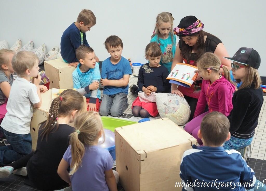 warsztaty dla dzieci gdansk