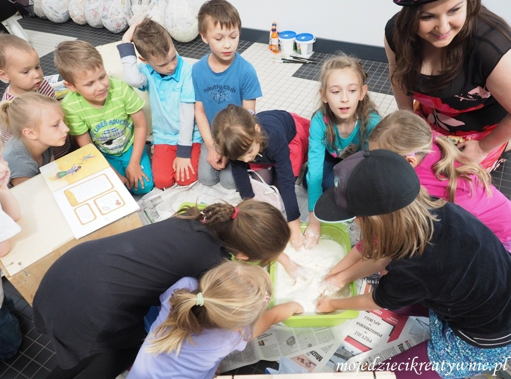 warsztaty dla dzieci gdynia