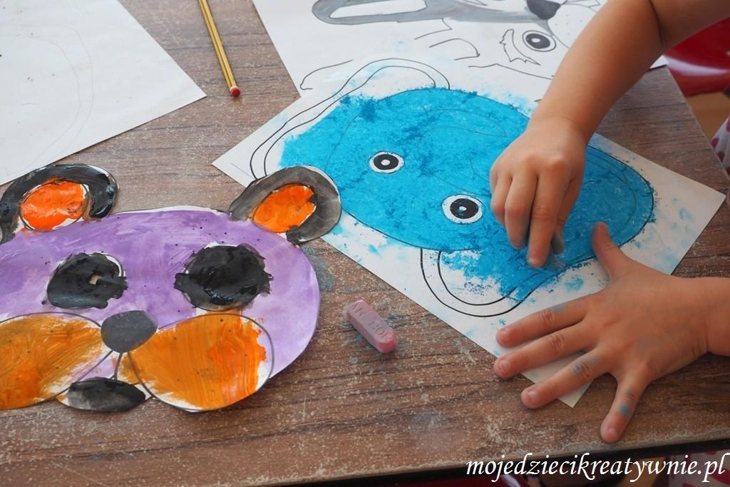 maski na urodziny dla dzieci