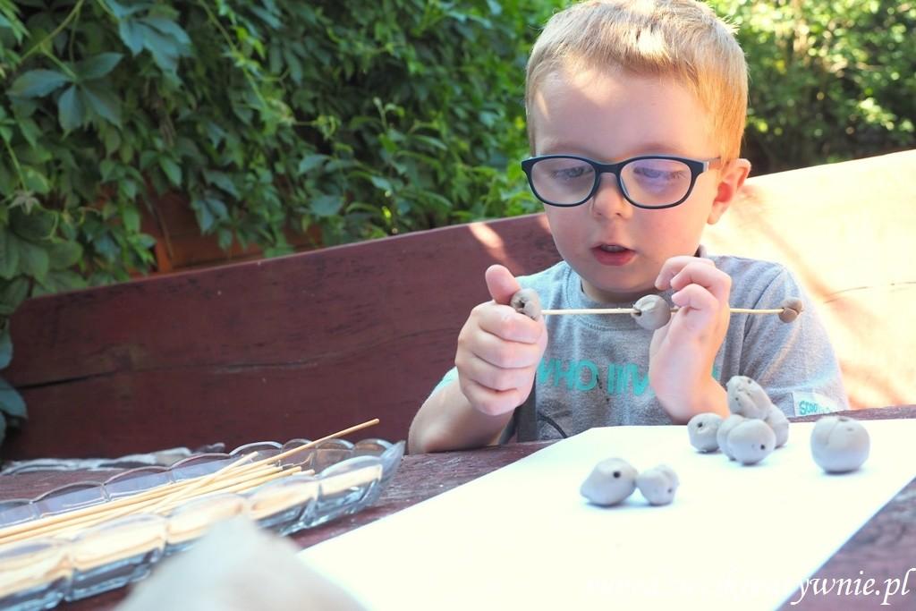 kreatywne zabawy dla dzieci w domu kreatywnie edukacja przedszkolu dwulatka trzylatka