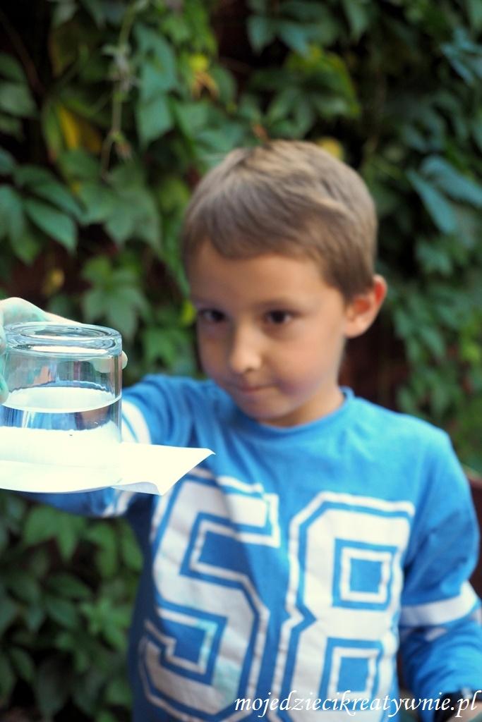 eksperymenty z woda