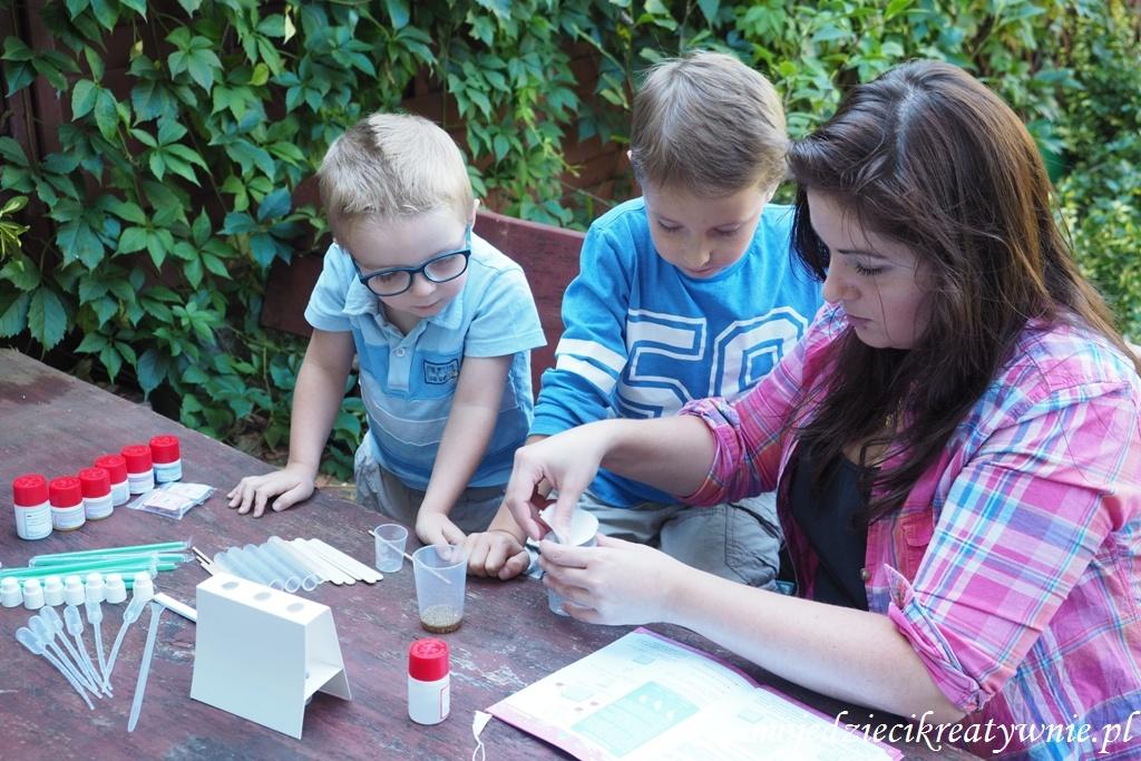 chemia dla dzieci
