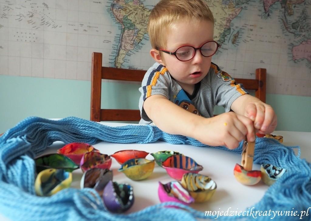 zabawy dla 2-3 latka zabawy dla dzieci w domu kreatywnie edukacja przedszkolu dwulatka trzylatka