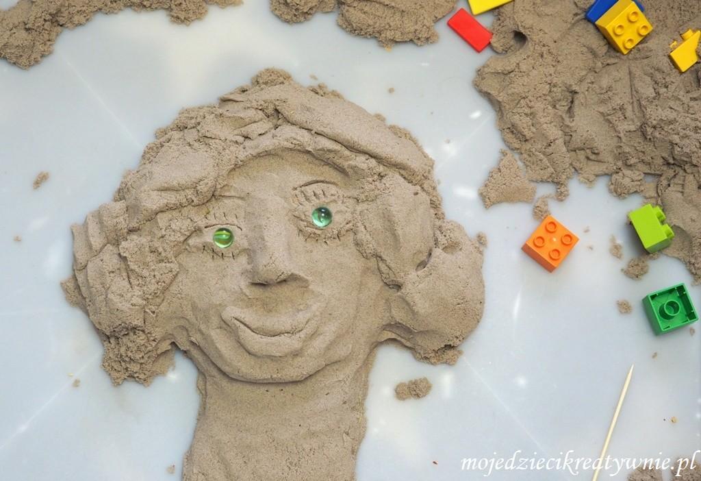 zabawy piaskiem