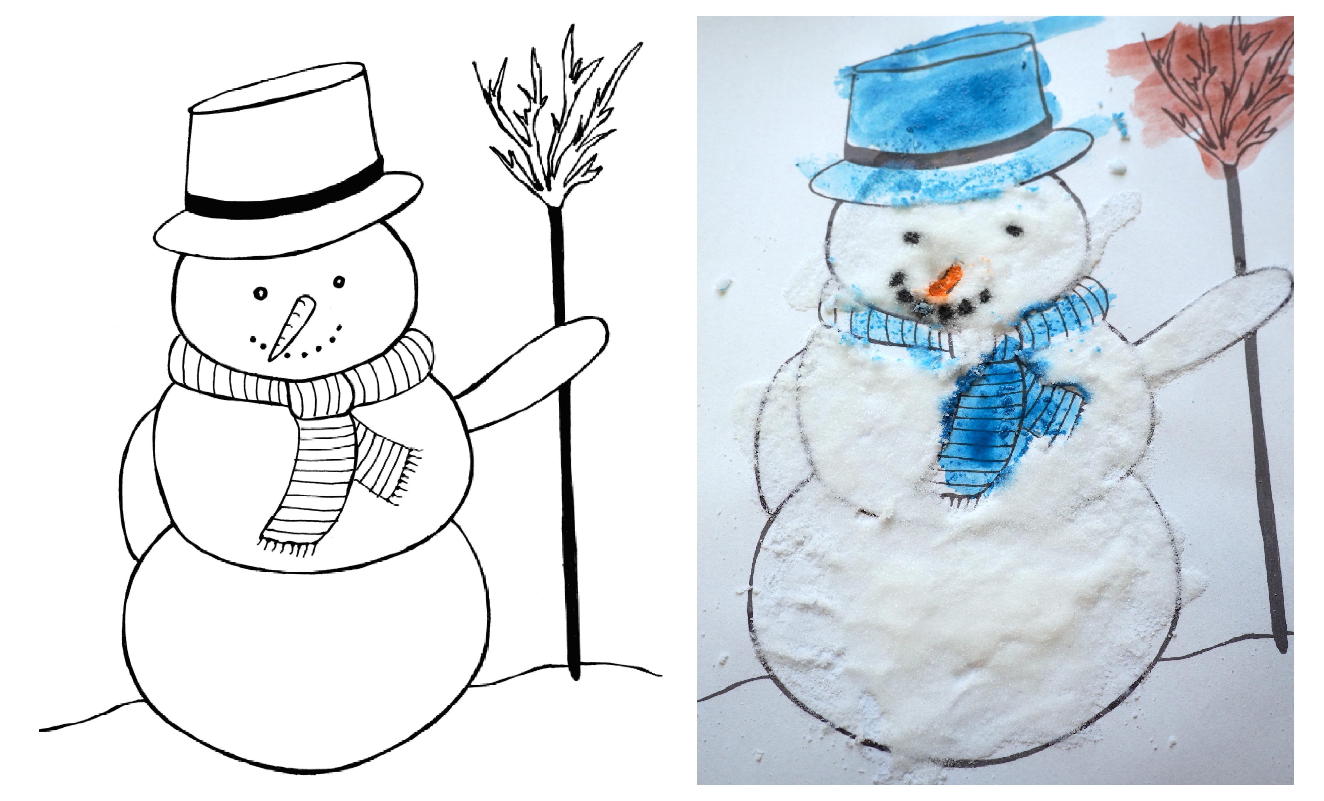 Zimowe Karty Pracy Do Druku Moje Dzieci Kreatywnie