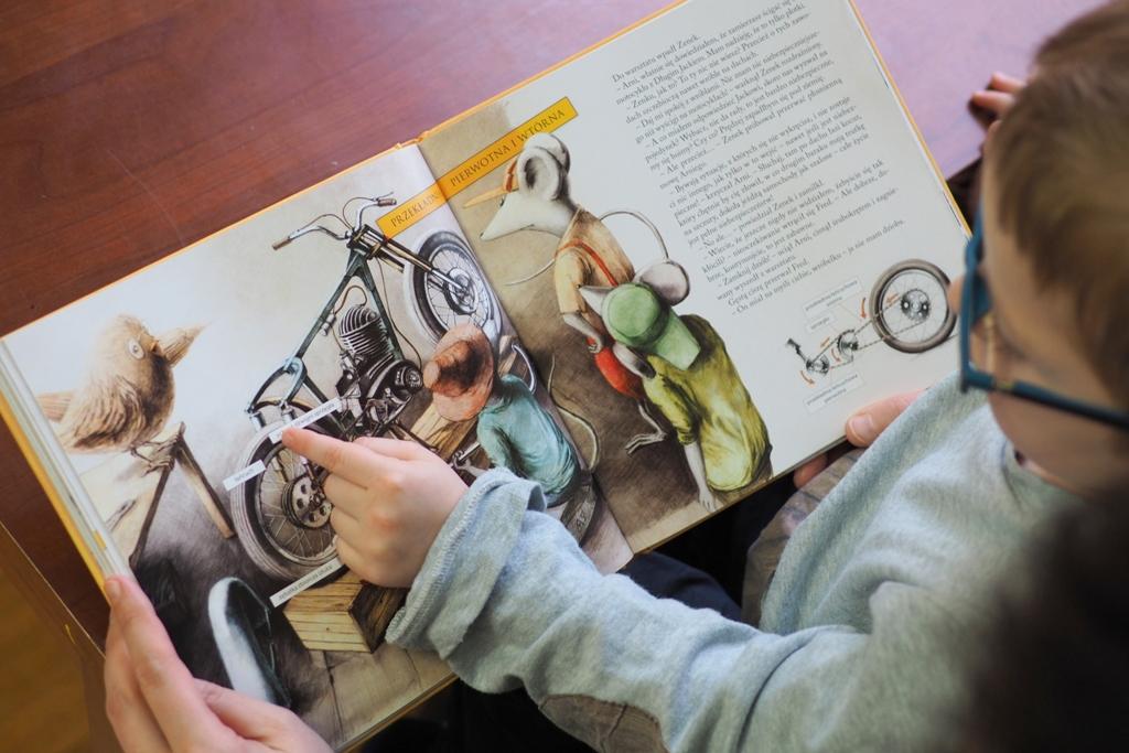 ksiazeczki dla dzieci recenzje opinie ksiazki