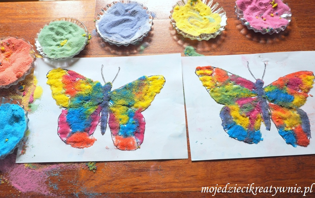 prace plastyczne dla dzieci przedszkole