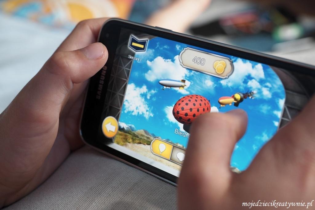 fajne gry na tablet dla dzieci
