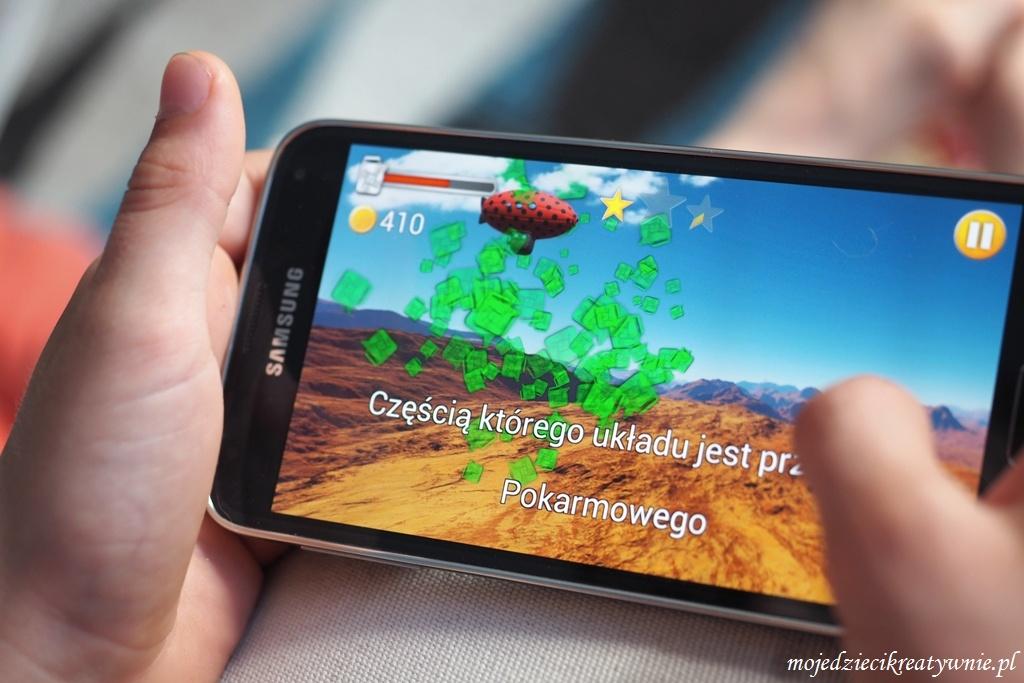 gry na smartfony dla dzieci