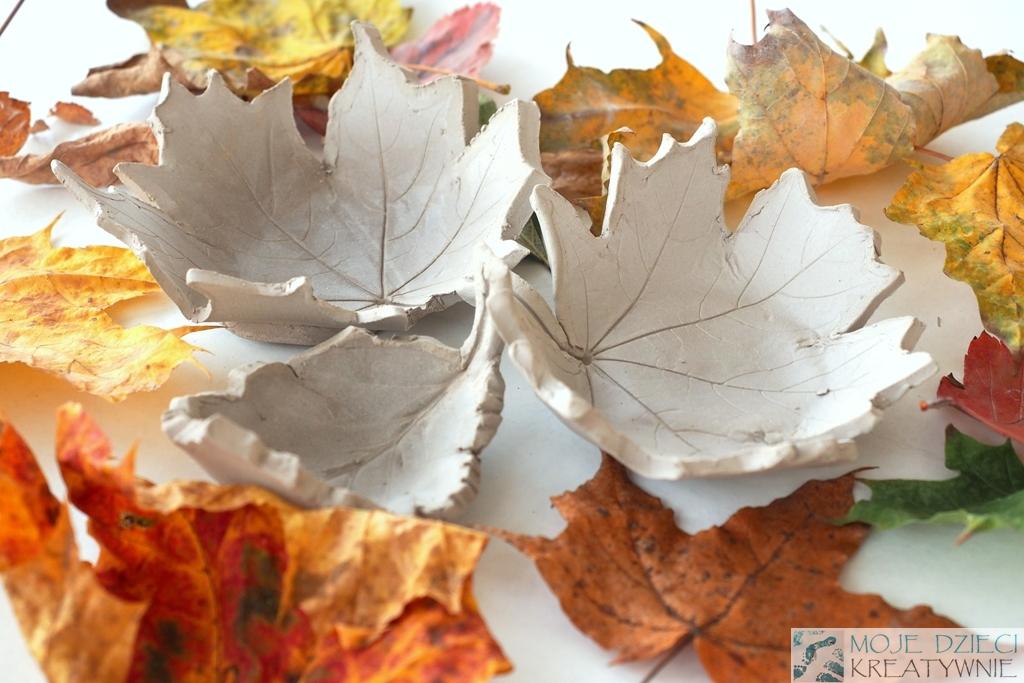 prace plastyczne jesień