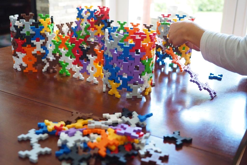 klocki konstrukcyjne incastro plusplus plastikowe ciekawe edukacyjne najlepsze