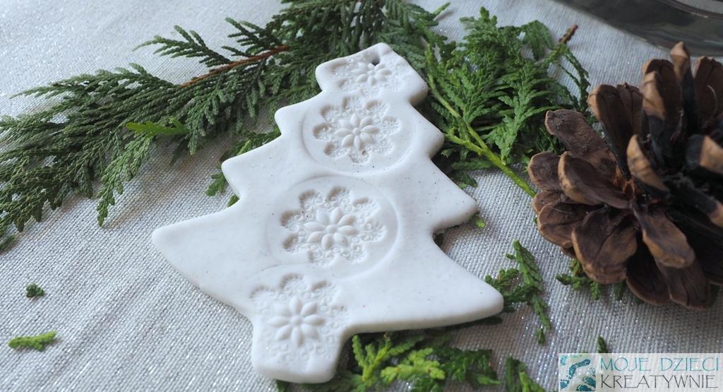 masa porcelanowa ozdoby porcelana przepis sucha zimna diy jak zrobic porcelane sucha domowa
