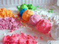 masy plastyczne dla dzieci diy przepisy jak zrobic domowe